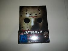 Friday the 13th blu ray Part 8 (Limited Mediabook)