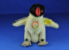 Steiff: Pinguin / Penguin Peggy, 4314,07, KFS / all Ids, 1959-1957, ca. 13 cm
