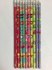 10 SHOPKINS PARTY #2 PENCILS Favors Supplies Multi Colored