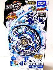 Takara Tomy BEYBLADE Zero G BBG 08 Pirates Orojya 145D F0820