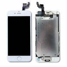 OEM iPhone 6 White LCD Lens Touch Screen Display Digitizer Assembly Replacement