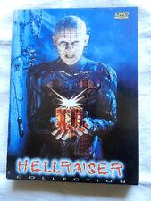 HELLRAISER Collection Trilogia  I-II-III Edizione Speciale 3 Dischi  Film DVD