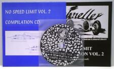 NO SPEED LIMIT Vol.2 - CD 1999 Cripple Bastards Yacopsae Grievance Mixomatosis