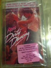 More Dirty Dancing by Original Soundtrack (Cassette, Oct-1990, RCA Records)