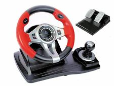 TopDrive GT450 Multi Format Steering Wheel with Pedals