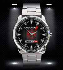 ORIGINAL DODGE SRT-4 MOPAR ACCSSORIES SPORT METAL WATCH