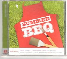 (GM352) Summer BBQ, 18 tracks various artists - 2010 CD