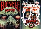 CARTE DA GIOCO BICYCLE ZOMBIFIED,poker size