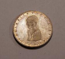 5 DM Deutsche Mark Deutschland Heinrich von Kleist 1977G (54)