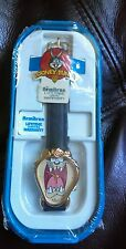 TASMANIAN DEVIL Taz  ARMITRON Looney Tunes MEN'S/BOYS CHARACTER WATCH 1997