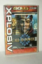 CALL TO POWER II GIOCO NUOVO SIGILLATO PC CD ROM VERSIONE ITALIANA GD1 47974