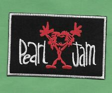"New Pearl Jam 'Box' 2 3/4 X 3 3/4""  Inch Iron on Patch Free Shipping"