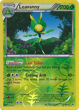 Leavanny Holo Rare Reverse Holo Pokemon Card BW3 Noble Victories 3/101