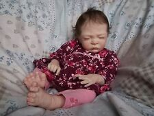Reborn Baby Girl ~ Sweet Pea By Laura Lee Eagles ~ Now Baby Jessica!!!
