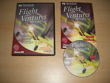 FIGHT VENTURES Pc Cd Rom Add-On Microsoft Flight Simulator Sim 2004 FS2004