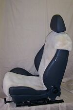 MINI COOPER Factory Sheepskin Seat Covers (Inserts)-Beige Color