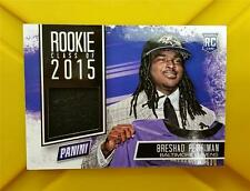 2016 Panini Father's Day Breshad Perriman RC class OF 2015 event jersey