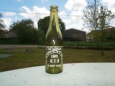 Petite Bouteille 25 cl de Vin Supérieur Ancienne Henri Tallot Buzy Caves H.T.B
