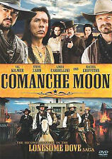 LONESOME DOVE COMANCHE MOON - 2 DVD SET Like NEW