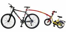 TRAIL GATOR Bicycle Tow Bar, Kids Tag Along BIKE TRAILER, 640020, Red