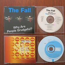 FALL - 2 x Maxi-CD  →  Why Are People Grudgeful ?  &  →  Touch Sensitive  TOPP