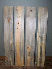 Spalted Blue Stain Ponderosa Pine Lumber Arts Crafts Intarsia Wood Beetle Kill