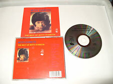 Betty Everett - Best of (2001) CD