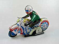 CHINESE TIN TOY & OROLOGIO RACING MOTO, MS-702