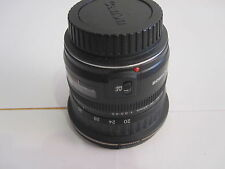 Canon EF 20 - 35 mm
