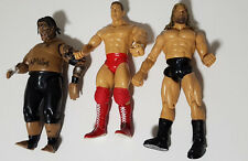 WWE WRESTLING PLASTIC FIGURINES COLLECTABLES 17-18CM TOYS!