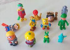 Lote de 10 FIGURAS. . Ferrero Kinder Figurine. Figure.