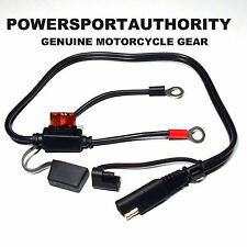 1980-2015 Battery Tender Fuzed Charger Wiring Cable Ring Harness  Polaris Honda