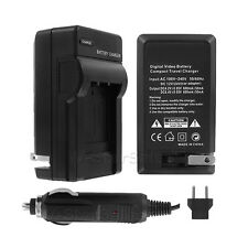 LI-50B US/Euro Travel Charger for Olympus SZ-10 XZ-10 WG-10 SH-50