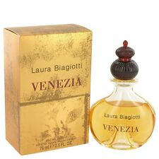 Venezia Perfume EDP 2.5 oz By LAURA BIAGIOTTI FOR WOMEN NIB