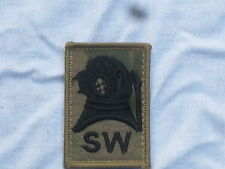 Royal Engineers,Compressed Air Diver,MTP,Klett,Velcro,Shallow Water,Taucher