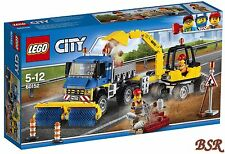 LEGO® City : 60152 Straßenreiniger und Bagger ! NEU & OVP !