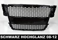 Für Audi A5 8T RS5 DTM Look Grill Wabengrill Stoßstange Gitter Blende S5 #203