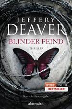 Blinder Feind von Jeffery Deaver (2015, Klappenbroschur)