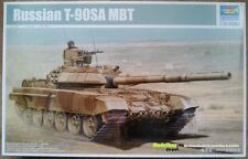 Trumpeter 5563 Russian T-90SA MBT  1:35