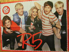 R5, Ross Lynch, Austin Mahone, Double Four Page Foldout Poster