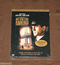 Once Upon a Time in America (DVD, 2003, 2-Disc Set, Special Edition) *BRAND NEW*