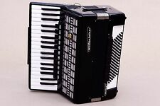 Excellent German Accordion Weltmeister Serino 96 bass Including Case