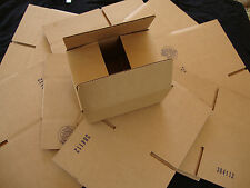 20 Corrugated Shipping Box 8x6x4 Cardboard Carton Packing Mailer Mailing Box
