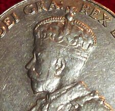 1925 Canada 5 Cents Nice Coin Lovely Pictures