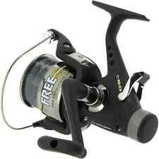 1 x LINEAEFFE FREE CARP 60 3BB CARP RUNNER FISHING REEL WITH 15LB LINE