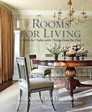 Rooms for Living: A Style for Today with Things from the Past by Rheinstein, Su