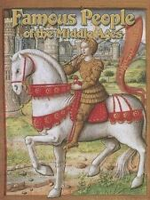 Famous People of the Middle Ages (Medieval World), Trembinski, Donna, Good Book