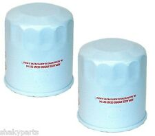 2PK 12374 Oil Filter Compatible With EXMARK 109-3321/ HYDRO GEAR 52114