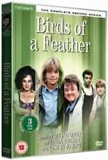 BIRDS OF A FEATHER the complete second series 2. Pauline Quirke.3 discs. New DVD