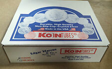 200 KOIN Penny Cent Coin Tubes New! wheet storage lincoln steel indian head